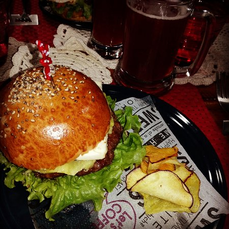 Hamburguesa Quillabambina