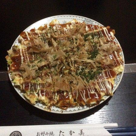 Okonomiyaki Takami