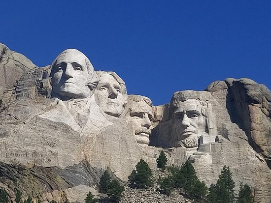 Mount Rushmore National Memorial: 4 Presidents