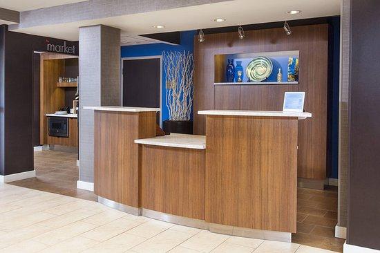 Vestal, NY: Lobby