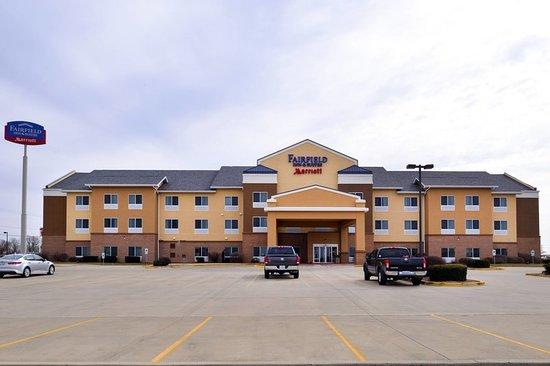 Fairfield Inn & Suites Bloomington: Exterior