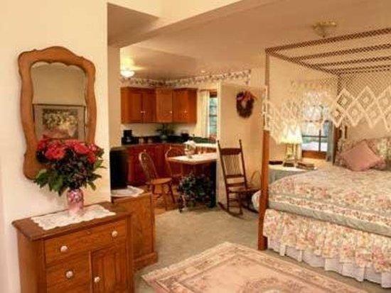 Bath Street Inn: Guest room