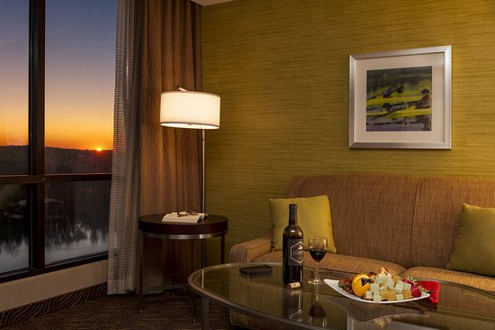 Holiday Inn Austin-Town Lake: Guest room