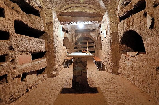 Skip the Line: Crypts and Roman...