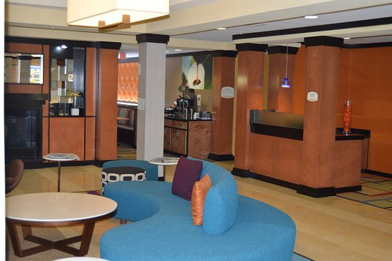 Channelview, Τέξας: Lobby
