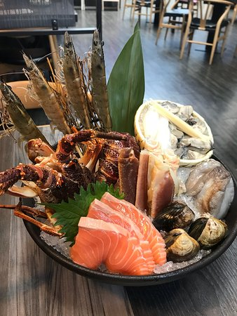新鮮海鮮,服務又好的餐廳