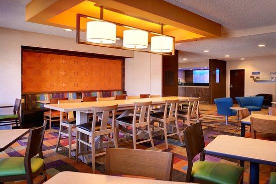 Fairfield Inn & Suites Frankenmuth: Restaurant