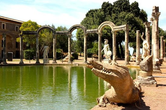Private Tivoli: Hadrian's Villa and...