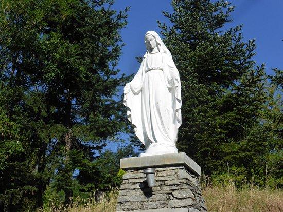 Piasco, Italy: Santa Brigida