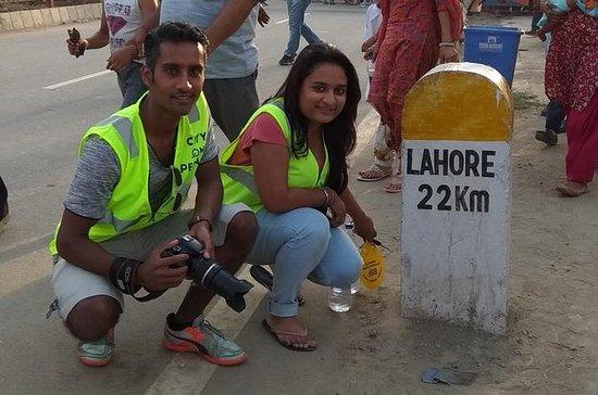 Tour por la frontera de Amritsar Wagah