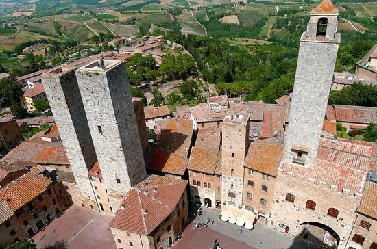 San Gimignanoのプライベートガイド付きツアー