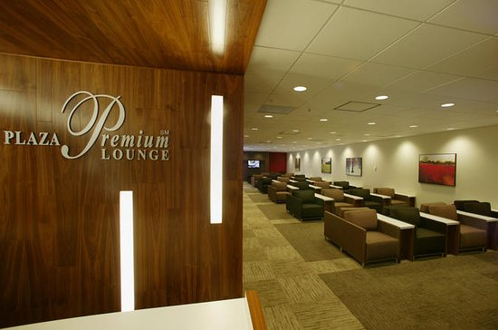 Toronto Pearson International Airport Plaza Premium Lounge