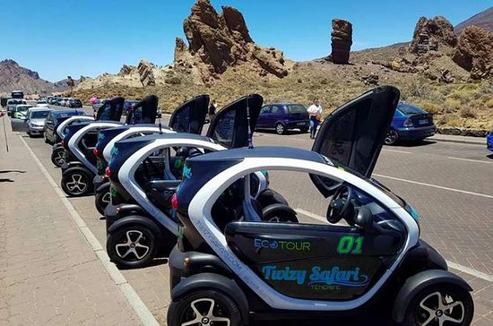 ECO BUGGY MOUNTAIN TOUR