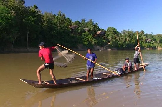 Luang Prabang Fishing Half Day Tour
