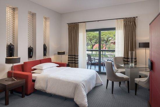 Sheraton Cascais Resort: Guest room