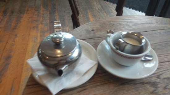 Depot de Pain: Tea