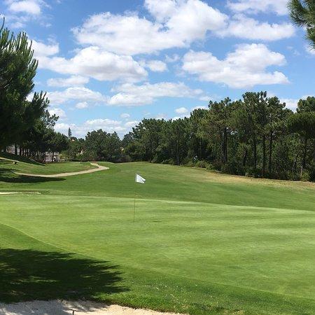 Ein toller Golfplatz