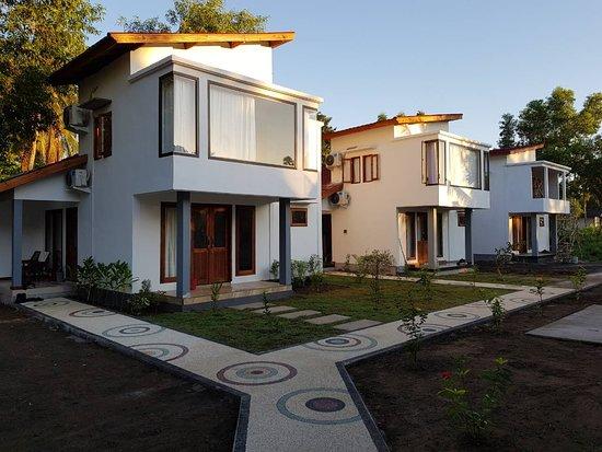 Sambelia, Indonesia: Overall resort picture