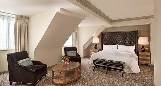 The Westin Dublin: Guest room
