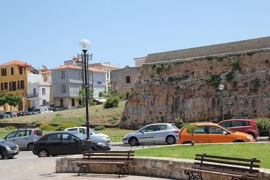 Talos Square Fountain