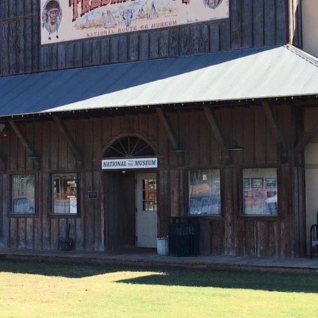 Elk City, OK: Mais fotos que ficaram por inserir deste que é o melhor museu daquela histórica estrada american