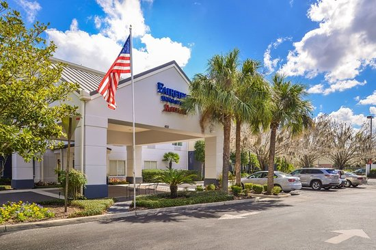 Fairfield Inn & Suites Ocala: Exterior