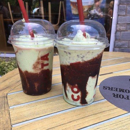 Chewton Mendip, UK: Costa Coffee