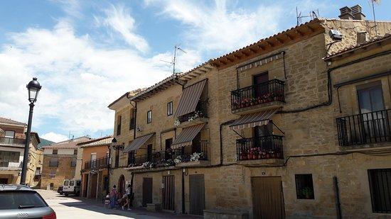 El Villar, Spanyol: Plaza Santa María