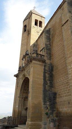 San Vicente de la Sonsierra, Spanyol: Santa María la Mayor