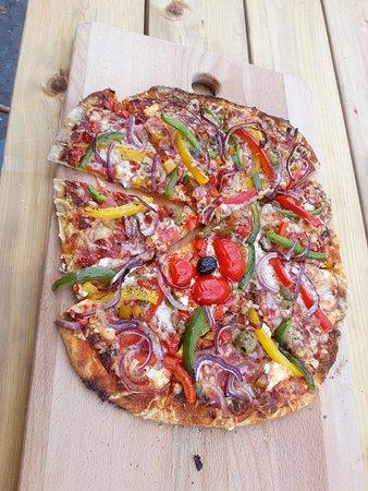 Herm, Γαλλία: Pizza Leo