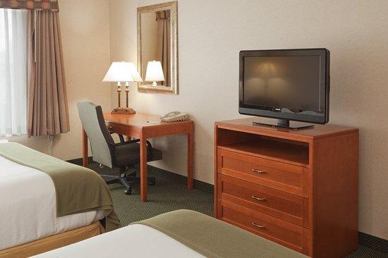 Montpelier, Ohio: Guest room