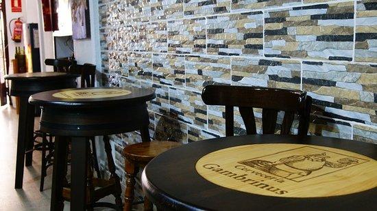 Villarreal, Espagne : Nuestro restaurante