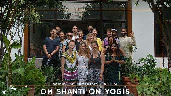 Om Shanti Om Yoga School