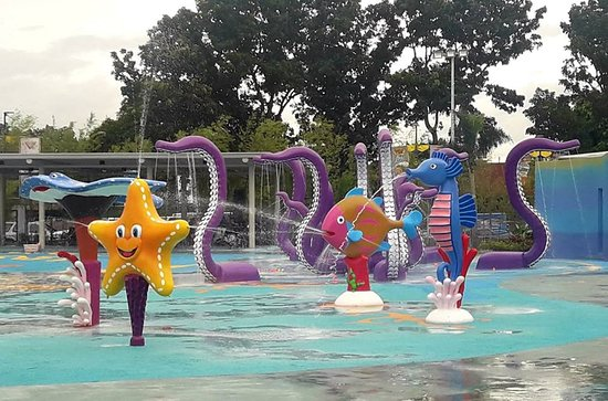 Iloilo City, Philippinen: Aqua Fun in Pavia, Iloilo