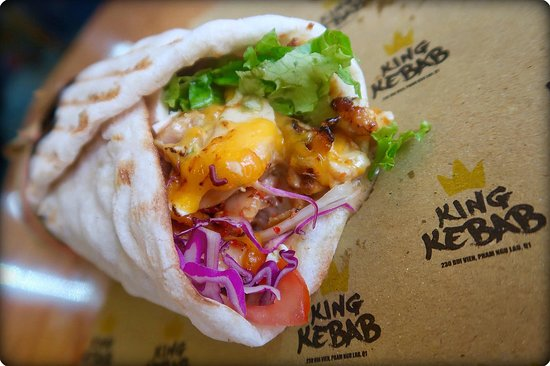 King Kebab: Fatboy with Chicken