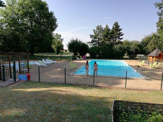 Camping de la Croix d'Arles