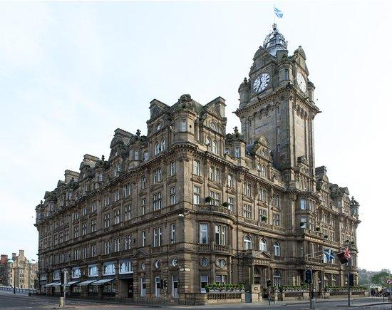 The Balmoral Hotel