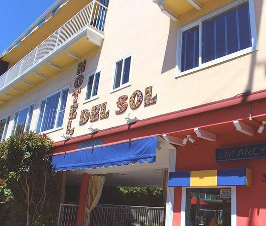 Trip Advisor San Francisco Hotel: HOTEL DEL SOL, A JOIE DE VIVRE HOTEL