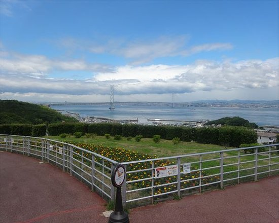 Hyogo Prefecture, Japan: '橋の見える丘'