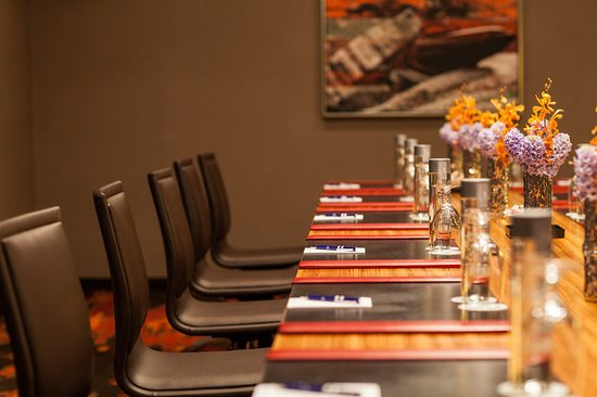 Hotel Derek Houston Galleria: Meeting room