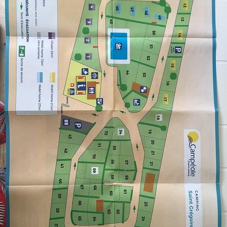 Servon, France: Plan