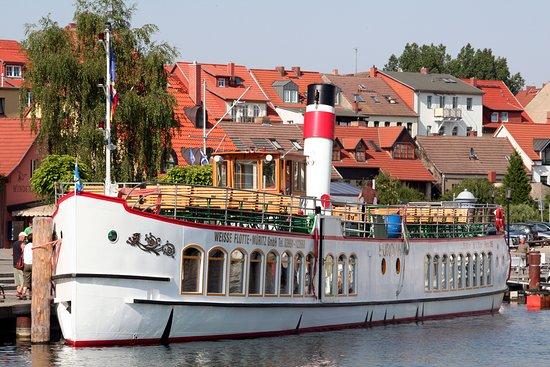 Weisse Flotte Müritz