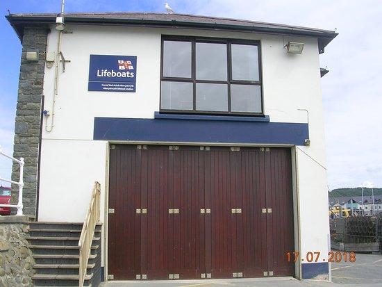 Абериствит, UK: Aberystwyth R.N.L.I.
