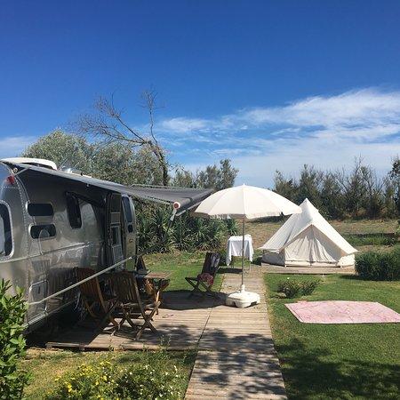 airstream camping cavallino