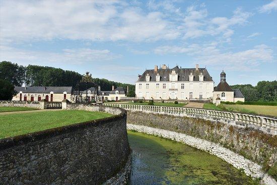 Clere-les-Pins, Frankrike: château de Champchevrier : possède (entre autres) un superbe chenil