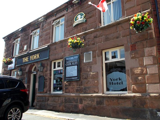 St Helens, UK: The York, St. Helens
