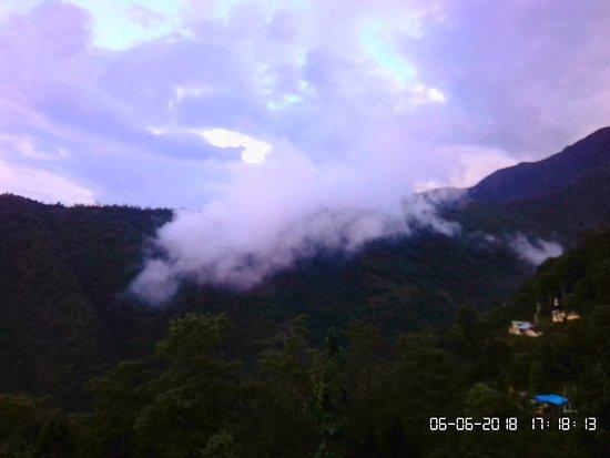 Nimachen, อินเดีย: view from balcony