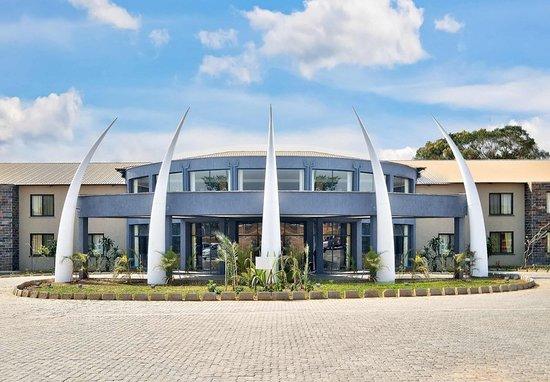 Ndola, Zambia: Exterior