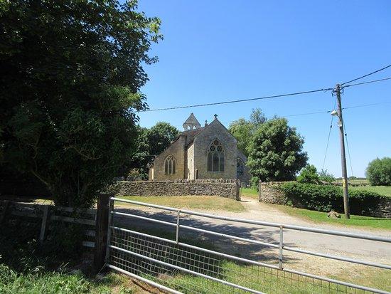 Ottery St Mary Parish Church: Sister Church