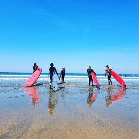 Strandhill Surf Experience